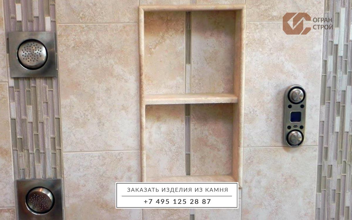 Мраморная-полка-для-ванной-комнаты-1